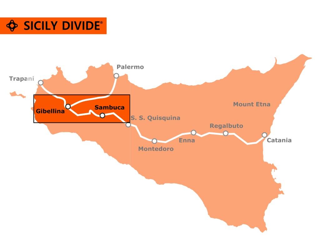 traccia della Sicily Divide 2