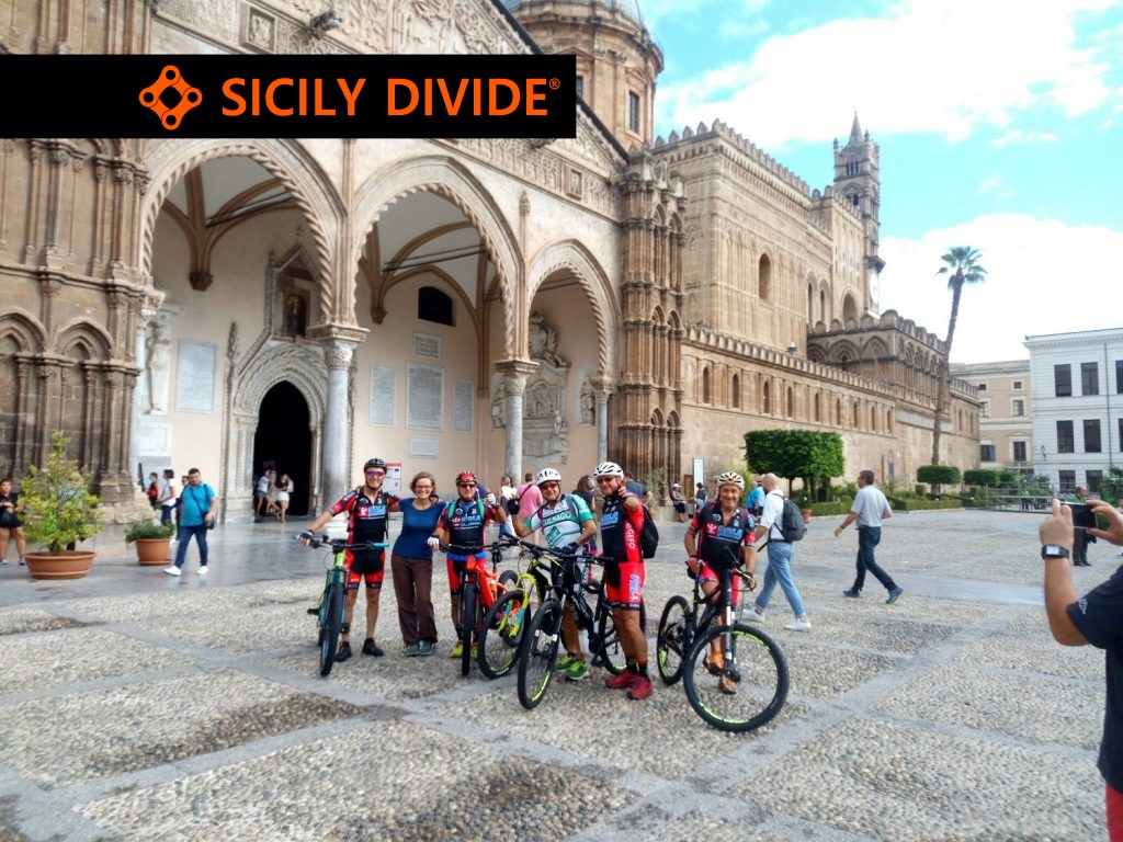 Bike Hotels Sicily Divide a Palermo